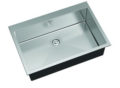 Top Mount Series - Handcrafted Sink