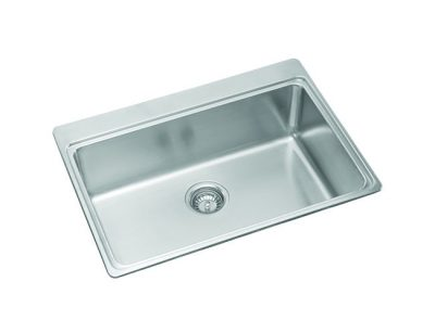 Top Mount Series - Functional Sink