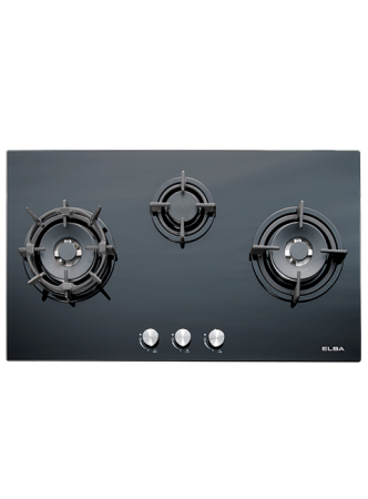 Built-in Glass Hob